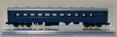 スハ43(青色)